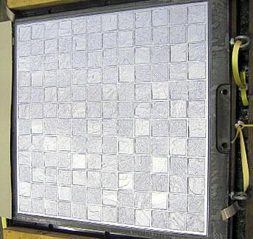 材質SK3の耐熱プレス金型