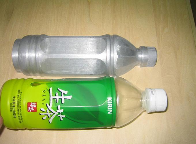 ダミーボトルの成型型