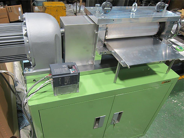 Embossing molding machine